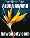 Hawaii City award image
